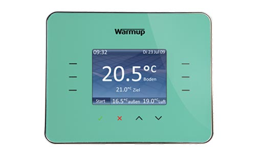 Warmup_3iE_Thermostat_Front_blau