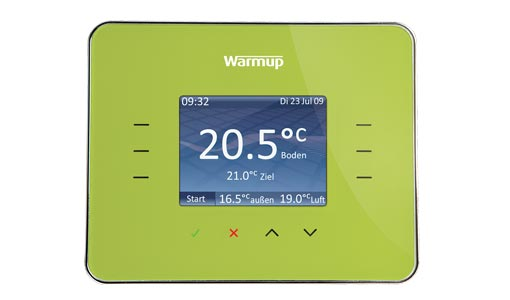 Warmup_3iE_Thermostat_Front_grün