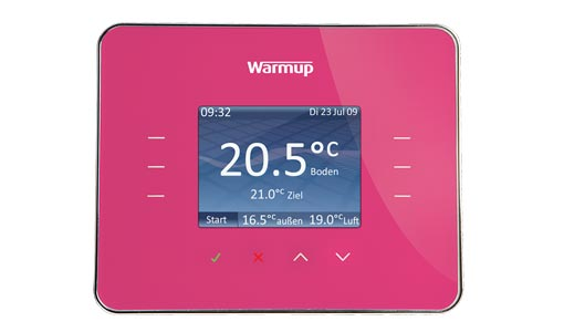 Warmup_3iE_Thermostat_Front_rosa