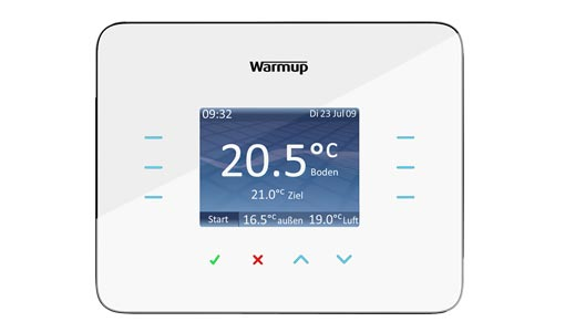 Warmup_3iE_Thermostat_Front_weiß