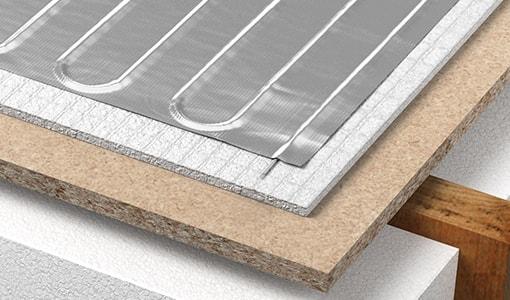 Fußbodenheizung Unter Holzfußboden Verlegen Warmup