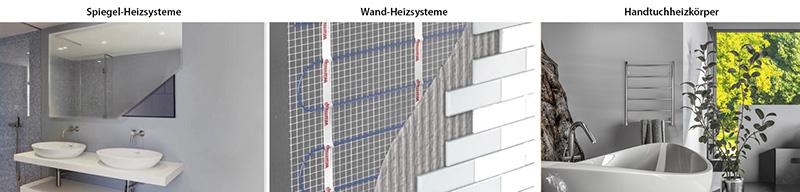 Sehr Fußbodenheizung unter Dusche & im Nassbereich | Warmup MB45